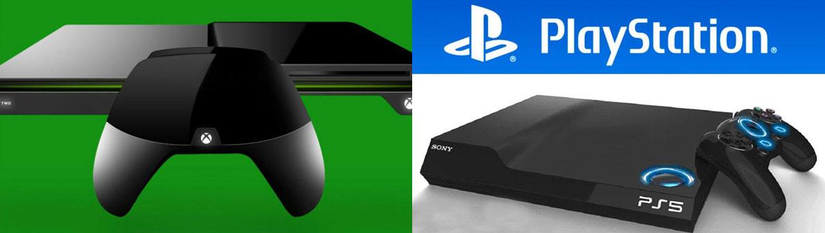次世代XboxとPS5